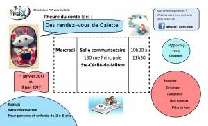 Rv de Galette 2-5 ans 2017